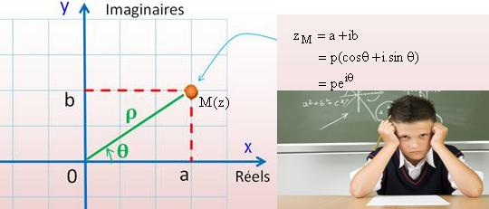 Module et argument d'un nombre complexe